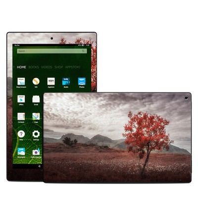 Amazon Kindle Fire HD10 2015 Skin - Lofoten Tree