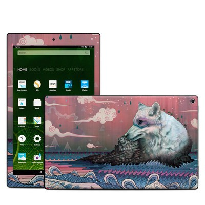 Amazon Kindle Fire HD10 2015 Skin - Lone Wolf
