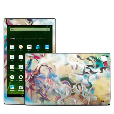 Amazon Kindle Fire HD10 2015 Skin - Lucidigraff