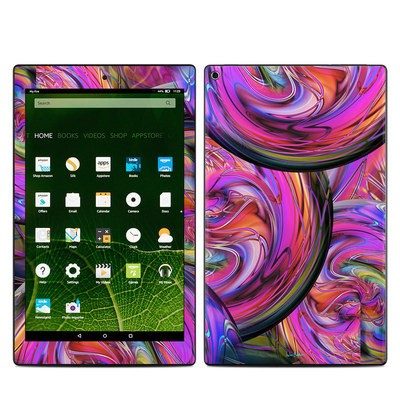 Amazon Kindle Fire HD10 2015 Skin - Marbles