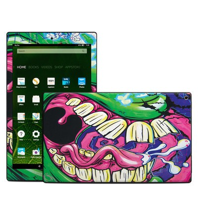 Amazon Kindle Fire HD10 2015 Skin - Mean Green