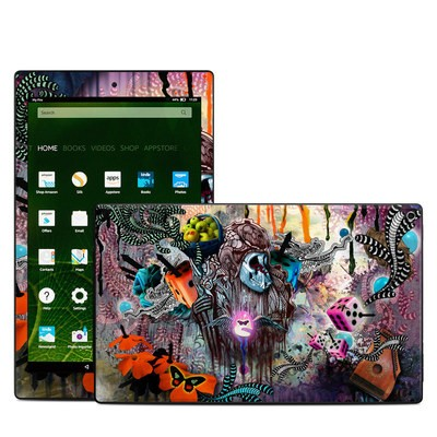 Amazon Kindle Fire HD10 2015 Skin - The Monk