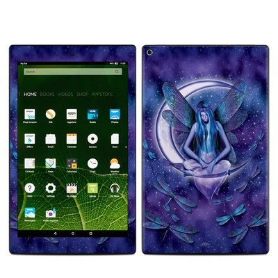 Amazon Kindle Fire HD10 2015 Skin - Moon Fairy