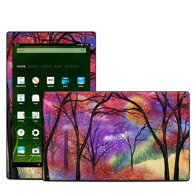 Amazon Kindle Fire HD10 2015 Skin - Moon Meadow