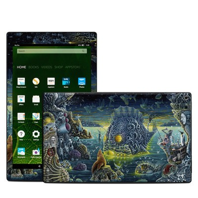 Amazon Kindle Fire HD10 2015 Skin - Night Trawlers