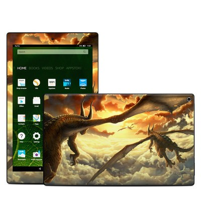 Amazon Kindle Fire HD10 2015 Skin - Over the Clouds