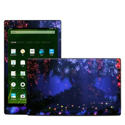 Amazon Kindle Fire HD10 2015 Skin - Satori Night