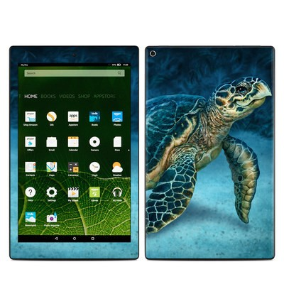 Amazon Kindle Fire HD10 2015 Skin - Sea Turtle