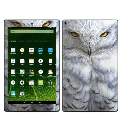 Amazon Kindle Fire HD10 2015 Skin - Snowy Owl