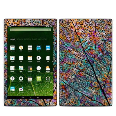 Amazon Kindle Fire HD10 2015 Skin - Stained Aspen