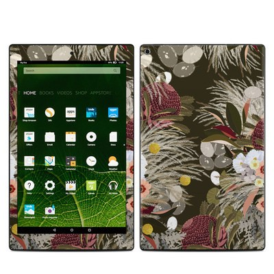Amazon Kindle Fire HD10 2015 Skin - Teagan Pampas Grass