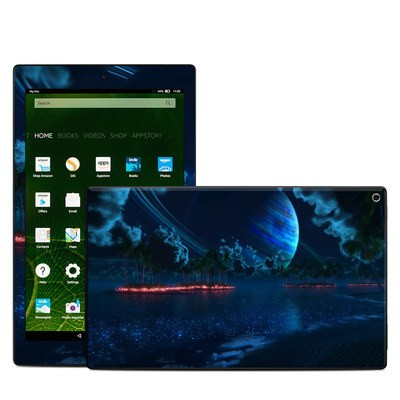 Amazon Kindle Fire HD10 2015 Skin - Thetis Nightfall
