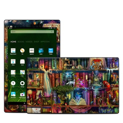 Amazon Kindle Fire HD10 2015 Skin - Treasure Hunt