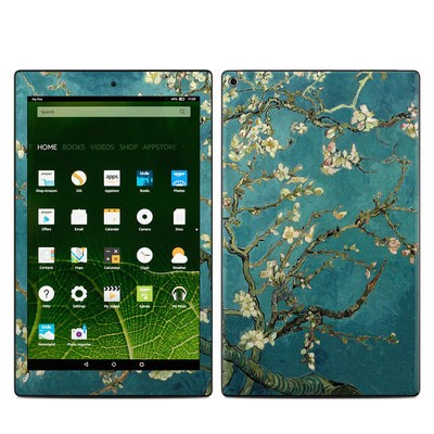Amazon Kindle Fire HD10 2015 Skin - Blossoming Almond Tree
