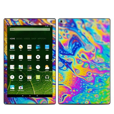Amazon Kindle Fire HD10 2015 Skin - World of Soap