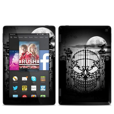 Amazon Kindle Fire HD 7in 2014 Skin - Abandon Hope