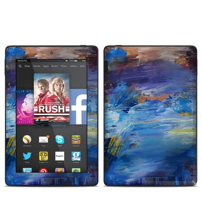 Amazon Kindle Fire HD 7in 2014 Skin - Abyss