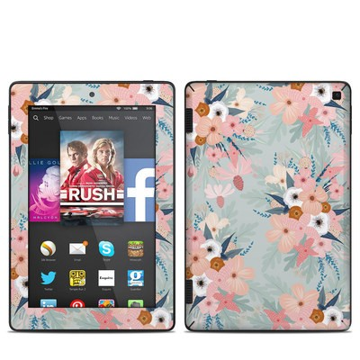 Amazon Kindle Fire HD 7in 2014 Skin - Ada Garden