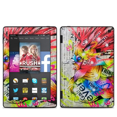 Amazon Kindle Fire HD 7in 2014 Skin - Akaitori