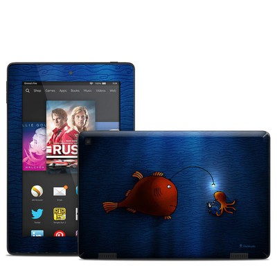 Amazon Kindle Fire HD 7in 2014 Skin - Angler Fish