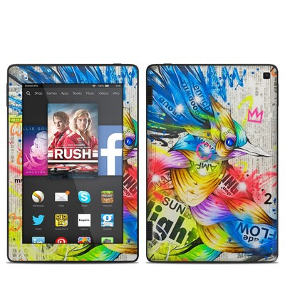Amazon Kindle Fire HD 7in 2014 Skin - Aoitori