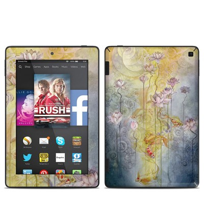 Amazon Kindle Fire HD 7in 2014 Skin - Aspirations