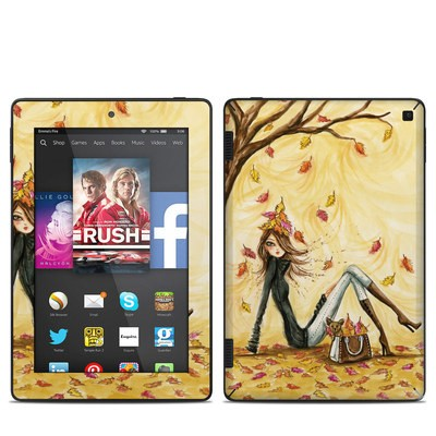 Amazon Kindle Fire HD 7in 2014 Skin - Autumn Leaves