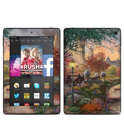 Amazon Kindle Fire HD 7in 2014 Skin - Autumn in New York