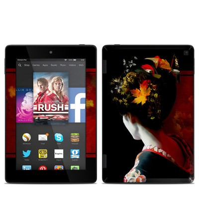 Amazon Kindle Fire HD 7in 2014 Skin - Autumn