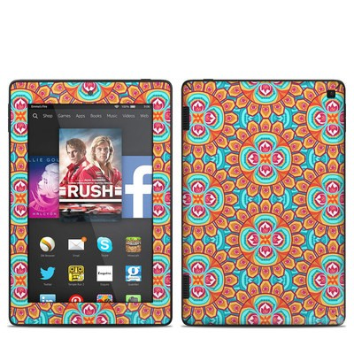 Amazon Kindle Fire HD 7in 2014 Skin - Avalon Carnival