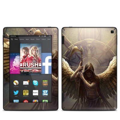 Amazon Kindle Fire HD 7in 2014 Skin - Azrael