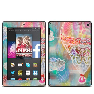 Amazon Kindle Fire HD 7in 2014 Skin - Balloon Ride