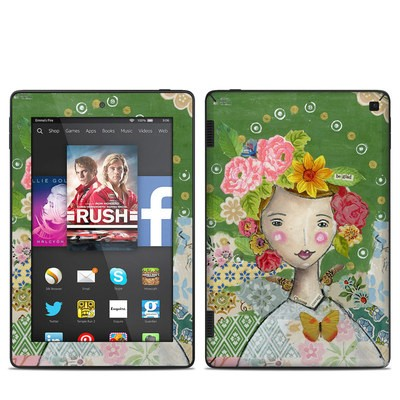 Amazon Kindle Fire HD 7in 2014 Skin - Be Glad