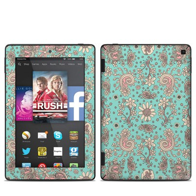 Amazon Kindle Fire HD 7in 2014 Skin - Birds Of A Flower