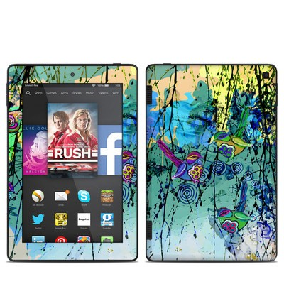 Amazon Kindle Fire HD 7in 2014 Skin - Blue Evening