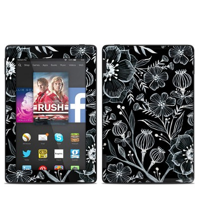 Amazon Kindle Fire HD 7in 2014 Skin - Botanika