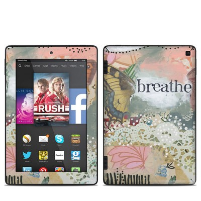 Amazon Kindle Fire HD 7in 2014 Skin - Breathe