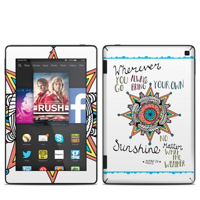 Amazon Kindle Fire HD 7in 2014 Skin - Bring Your Own