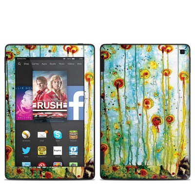 Amazon Kindle Fire HD 7in 2014 Skin - Beneath The Surface