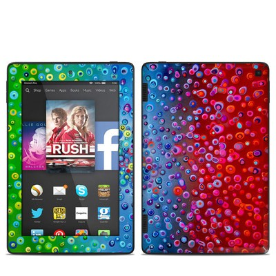 Amazon Kindle Fire HD 7in 2014 Skin - Bubblicious