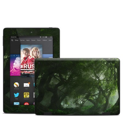 Amazon Kindle Fire HD 7in 2014 Skin - Canopy Creek Spring