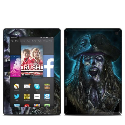 Amazon Kindle Fire HD 7in 2014 Skin - Captain Grimbeard