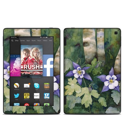 Amazon Kindle Fire HD 7in 2014 Skin - Colorado Columbines