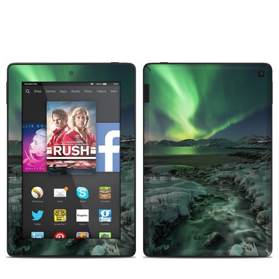 Amazon Kindle Fire HD 7in 2014 Skin - Chasing Lights