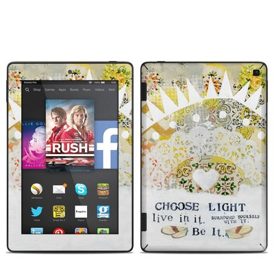 Amazon Kindle Fire HD 7in 2014 Skin - Choose Light