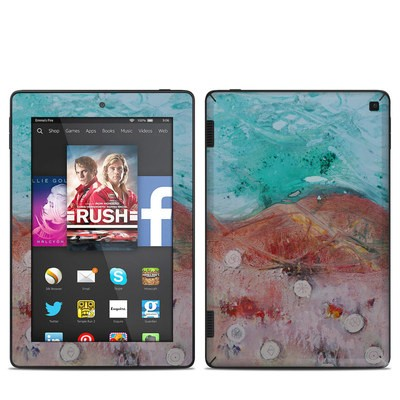 Amazon Kindle Fire HD 7in 2014 Skin - Clay Mountains