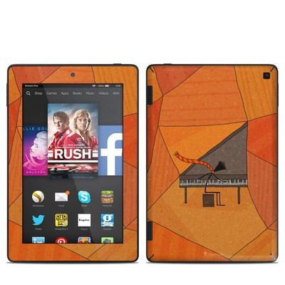 Amazon Kindle Fire HD 7in 2014 Skin - Colin Huggins