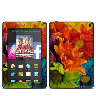 Amazon Kindle Fire HD 7in 2014 Skin - Colours