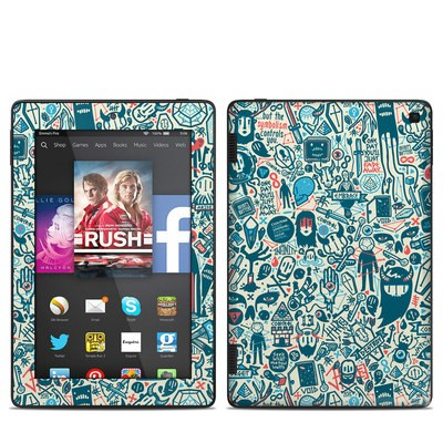 Amazon Kindle Fire HD 7in 2014 Skin - Committee