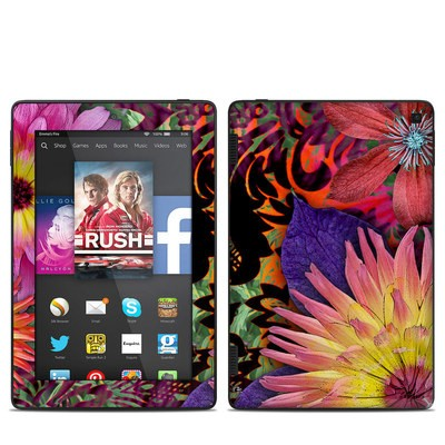 Amazon Kindle Fire HD 7in 2014 Skin - Cosmic Damask